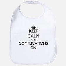 Keep Calm and Compliant ON Bib