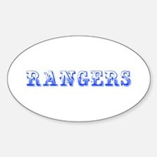 Rangers-Max blue 400 Decal