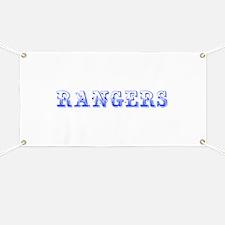 Rangers-Max blue 400 Banner