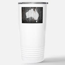 Australia Map Travel Mug