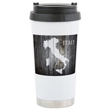 Italy Map Travel Mug