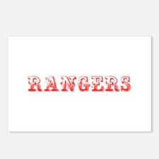 Rangers-Max red 400 Postcards (Package of 8)
