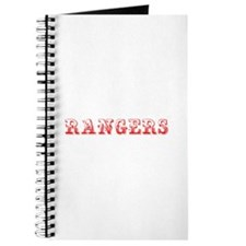 Rangers-Max red 400 Journal