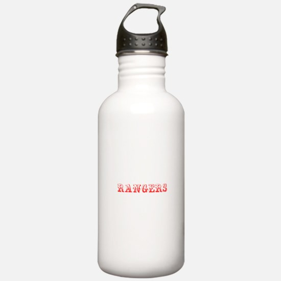 Rangers-Max red 400 Water Bottle