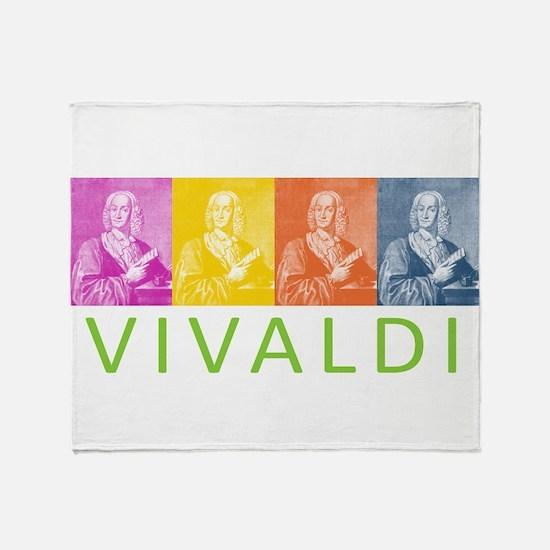 Vivaldi Throw Blanket