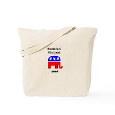 Rudolph Giuliani Tote Bag
