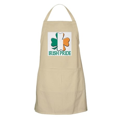 Irish pride BBQ Apron