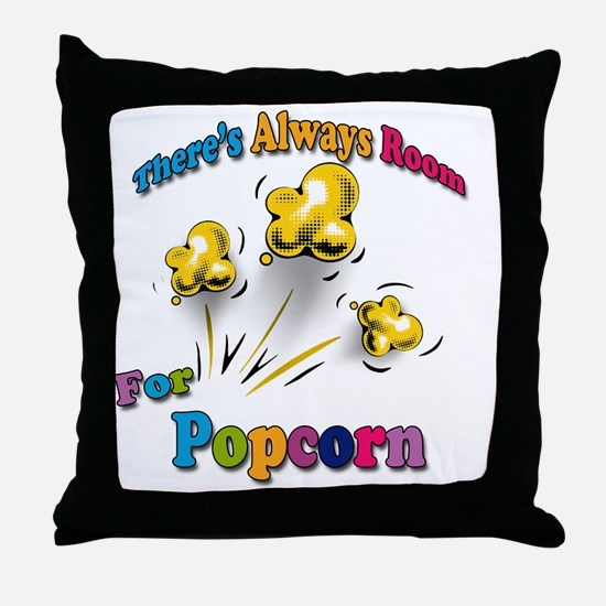 Always Room Throw Pillow