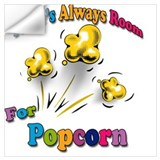 Popcorn Wall Decals