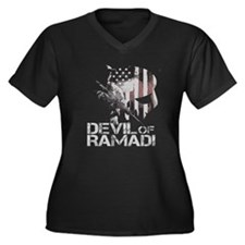 Devil of Ramadi Plus Size T-Shirt