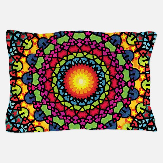 Warmth of a Thousand Suns Pillow Case