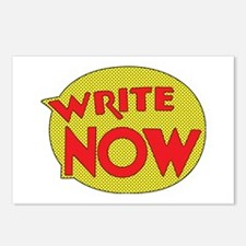 Write Now Postcards (Package of 8)