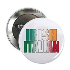 "Irish Italian 2.25"" Button (10 pack)"