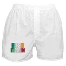 Irish Italian Boxer Shorts