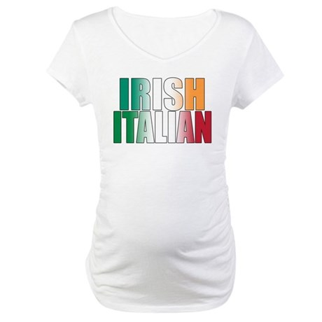 Irish Italian Maternity T-Shirt