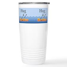 Unique Angler Travel Mug
