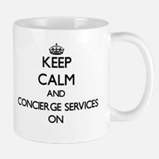 Keep Calm and Concession Stands ON Mugs