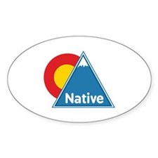 Colorado Native Decal