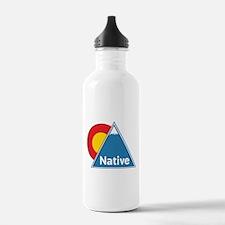 Colorado Native Water Bottle