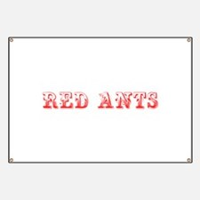 Red Ants-Max red 400 Banner
