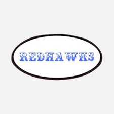 Redhawks-Max blue 400 Patch