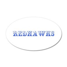 Redhawks-Max blue 400 Wall Decal