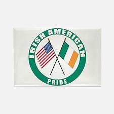 Irish American pride Rectangle Magnet