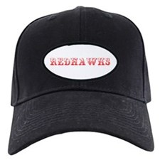 Redhawks-Max red 400 Baseball Hat