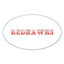 Redhawks-Max red 400 Decal