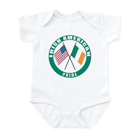 Irish American pride Infant Bodysuit