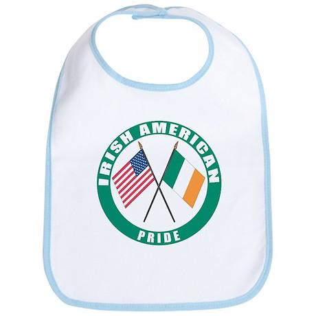 Irish American pride Bib