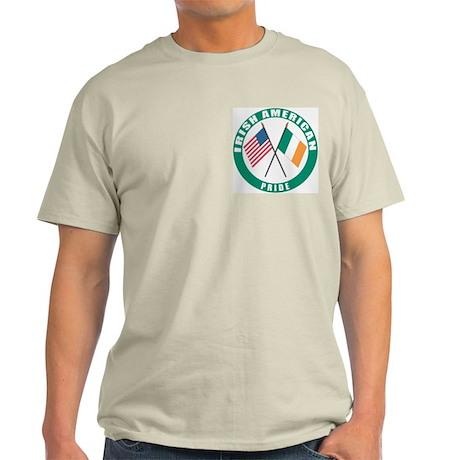 Irish American pride Light T-Shirt
