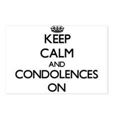 Keep Calm and Conditional Postcards (Package of 8)