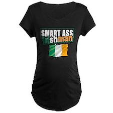 Smartass Irishman T-Shirt