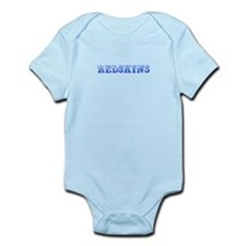 Redskins-Max blue 400 Body Suit
