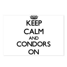 Keep Calm and Condominium Postcards (Package of 8)