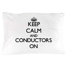 Keep Calm and Condors ON Pillow Case