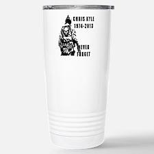 Christ Kyle Never Forget Travel Mug