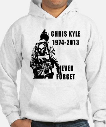 Christ Kyle Never Forget Hoodie
