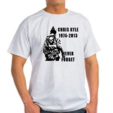 Christ Kyle Never Forget T-Shirt