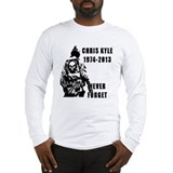Chris kyle Long Sleeve T Shirts