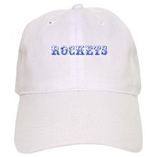 Rockets-Max blue 400 Baseball Baseball Cap