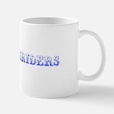 Roughriders-Max blue 400 Mugs