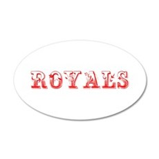 Royals-Max red 400 Wall Decal