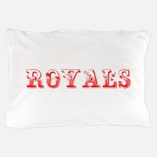 Royals-Max red 400 Pillow Case