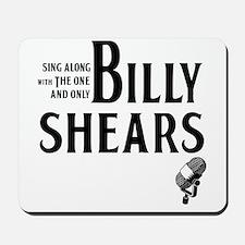 Billy Shears Mousepad