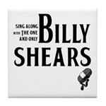 Billy Shears Tile Coaster