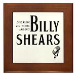 Billy Shears Framed Tile