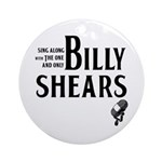Billy Shears Ornament (Round)