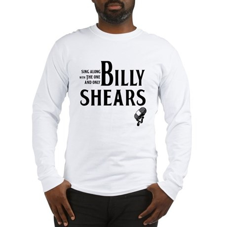 Billy Shears Long Sleeve T-Shirt